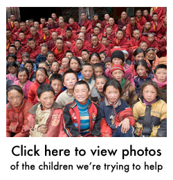Click here to view photos of the children that we're trying to help